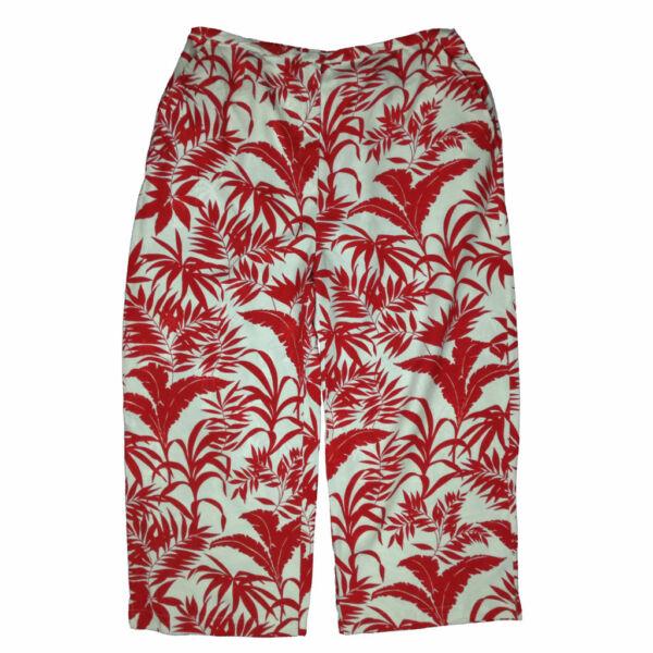 Mintás nyári nadrág