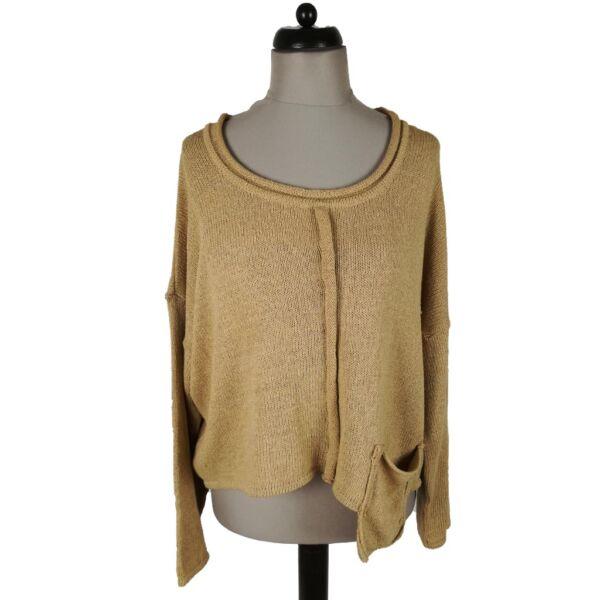 Rövid állású pulóver