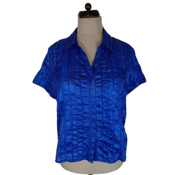 EWM gyűrt anyagú ing