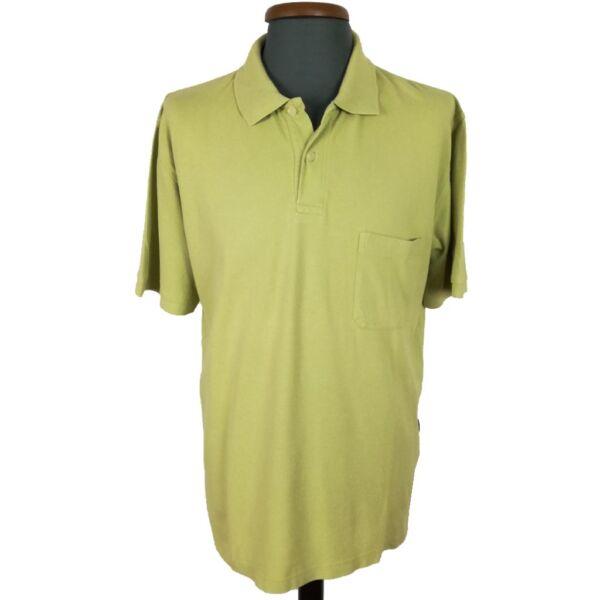 Alamzöld férfi póló
