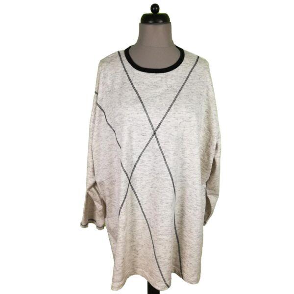 Plus size pulóver (5XL)