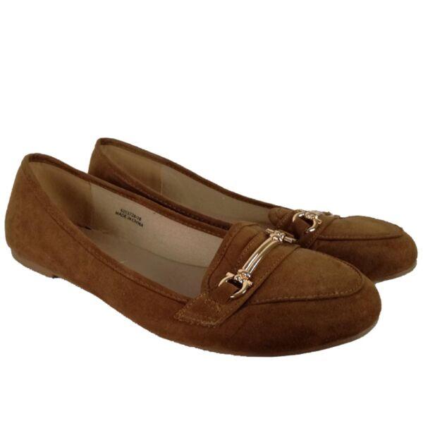 Barna topánka