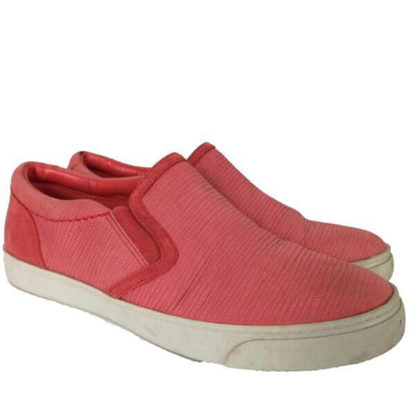 Rózsaszín kényelmi cipő