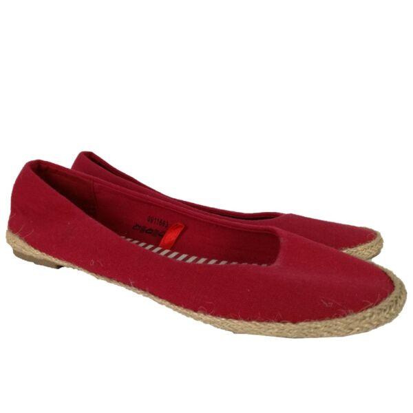 Vászon topánka