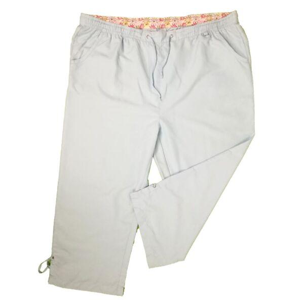 Kék nyári nadrág