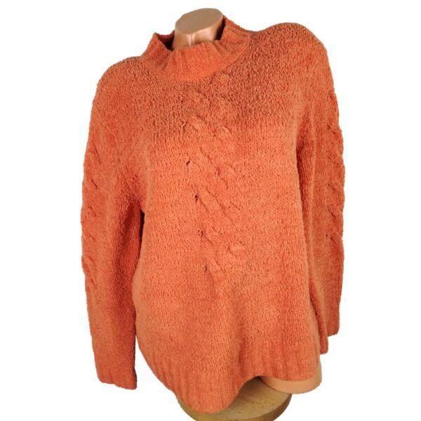 Zsenília anyagú pulóver