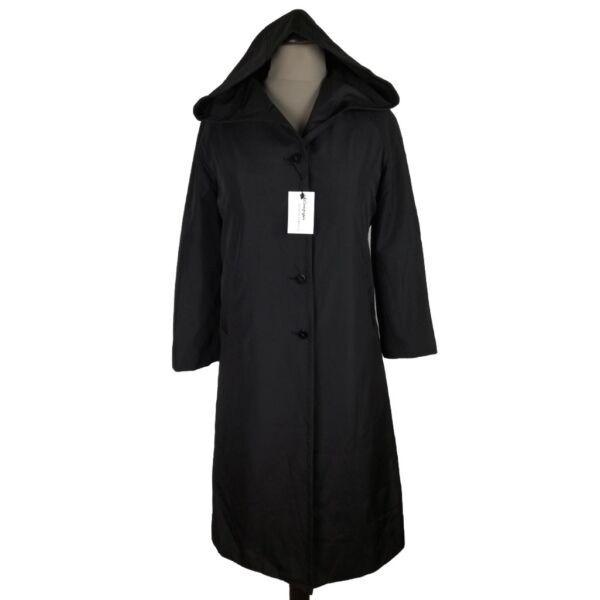 Új, címkés hosszú kabát