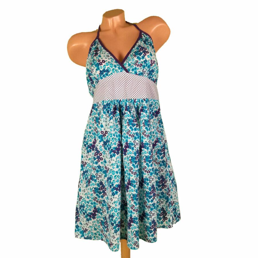 Virág mintás nyári ruha