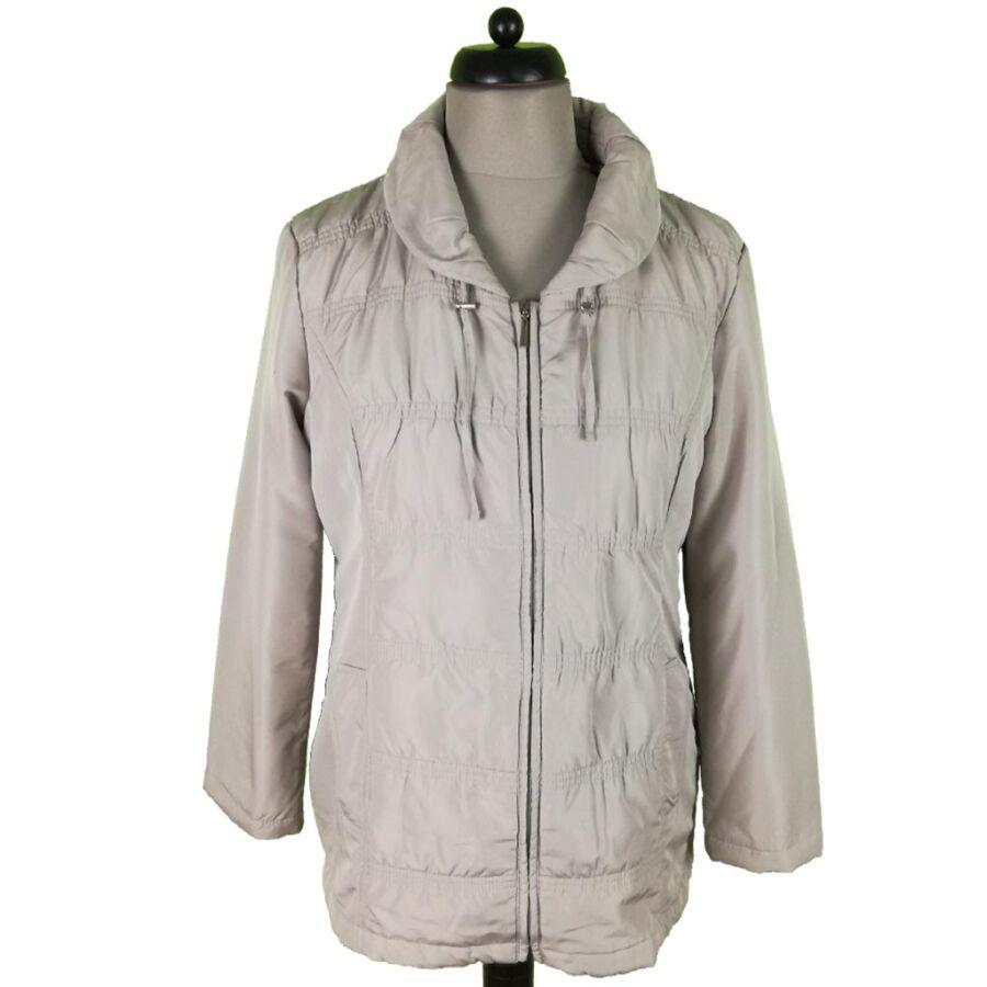 Világosbarna kabát
